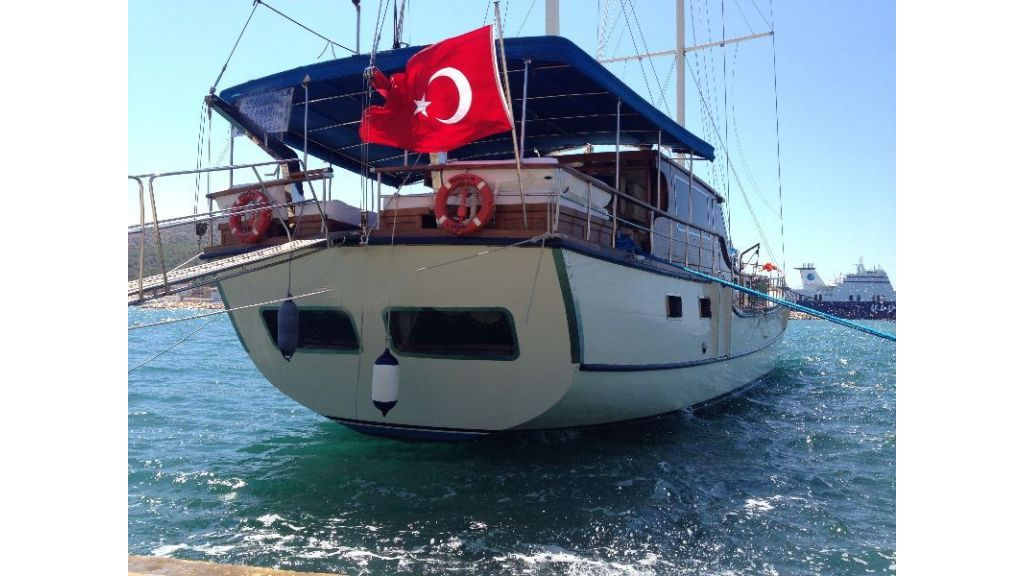 25m Gulet For Sale (10)