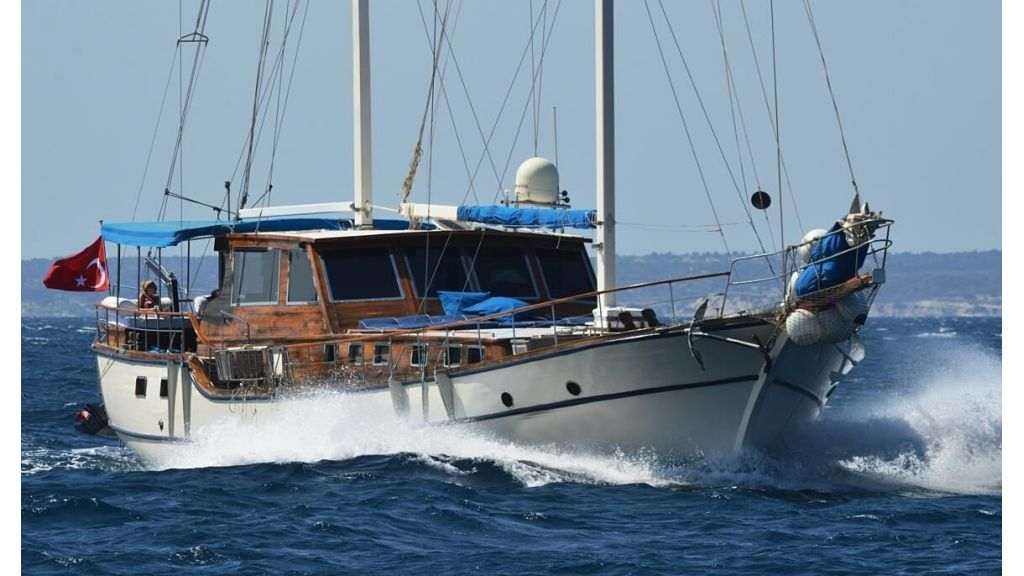 25m Gulet For Sale (2)