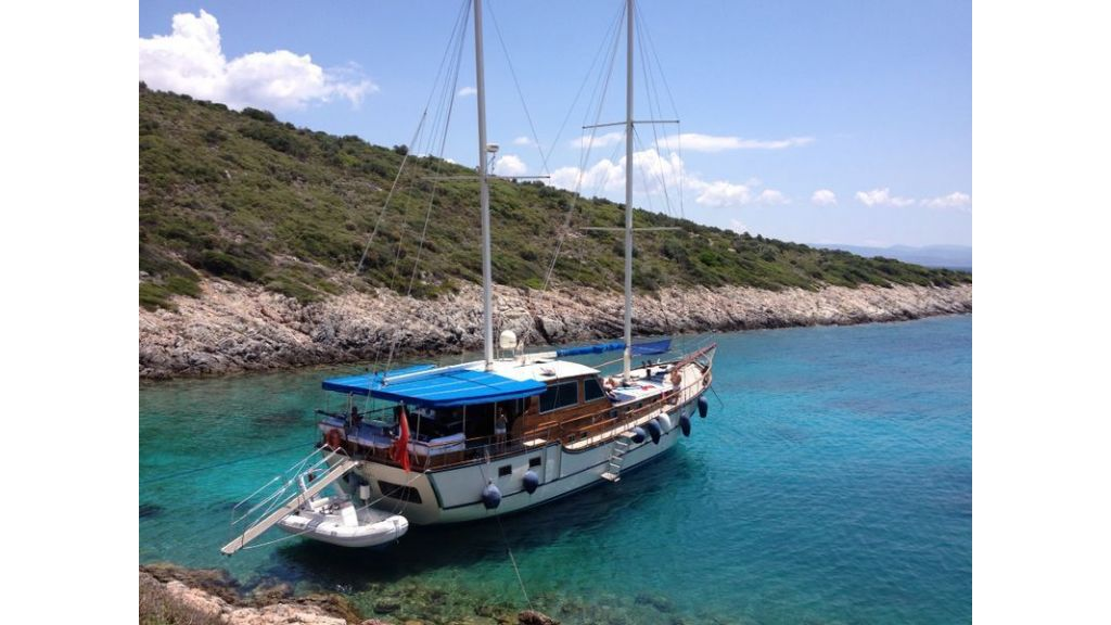 25m Gulet For Sale (5)