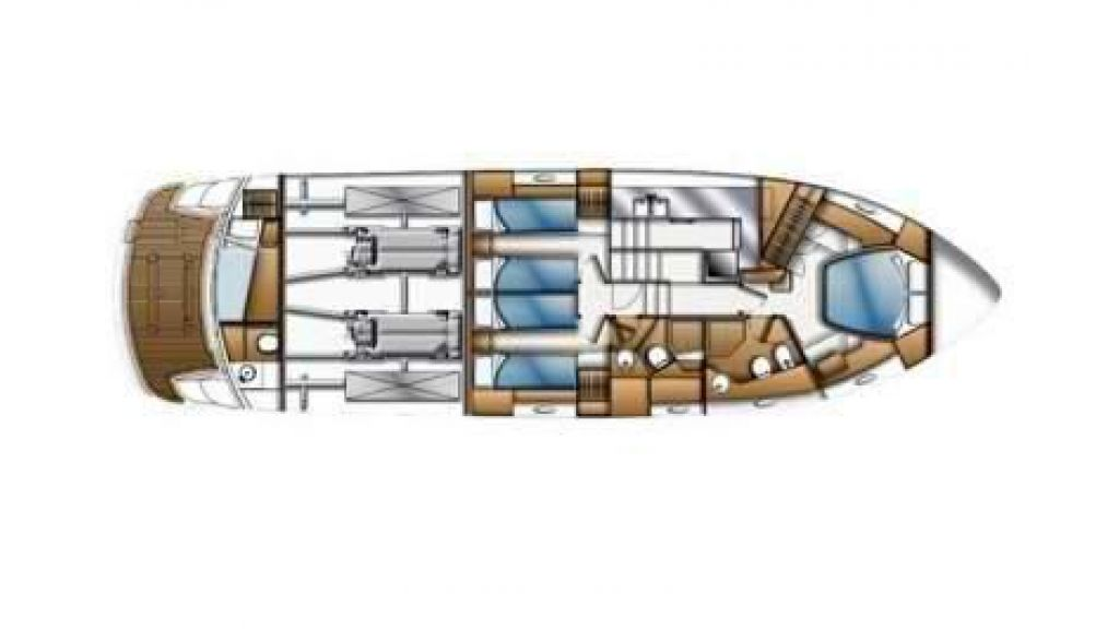Aicon 54 For charter yacht  (4)