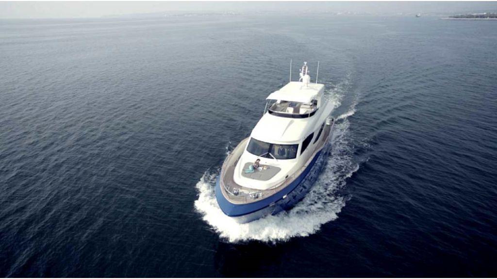 Anemos Motoryacht