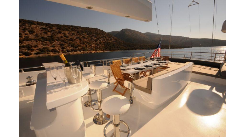 Gulmaria sailing yacht