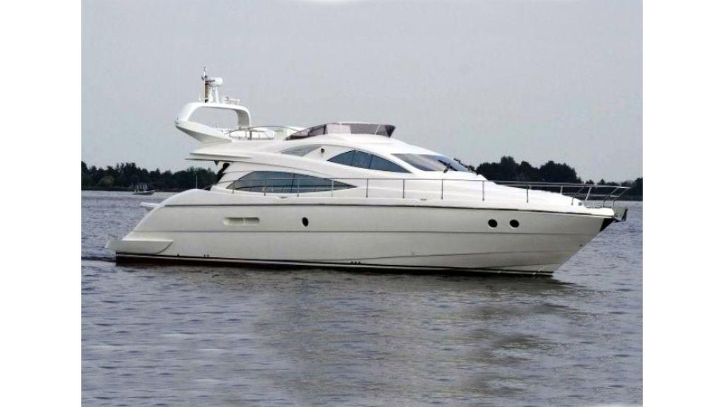 Motoryacht charter cesme