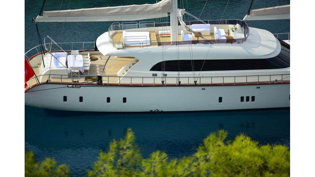Luxury gulet big boss (16)