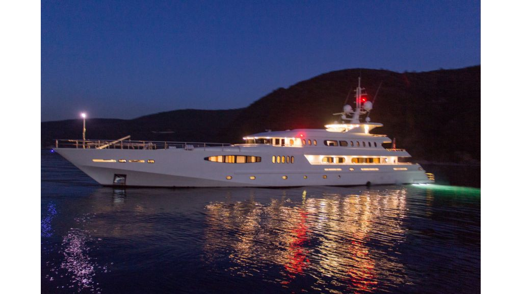 58 m  Mega Yacht for Sale