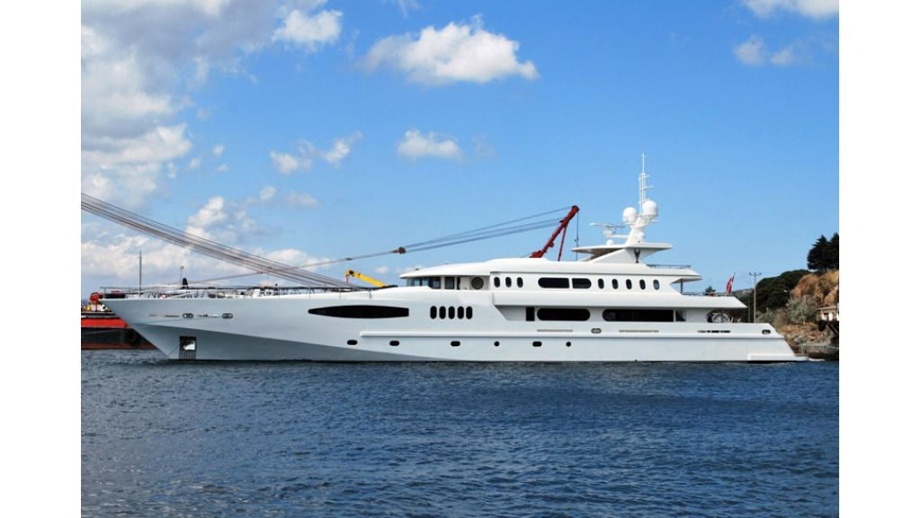 62 M Mega Yacht For Sale