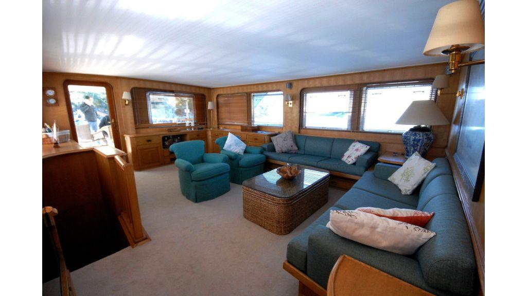 Caressa-benetti motor yacht-master