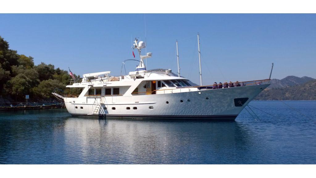 Caressa-motoryacht-master