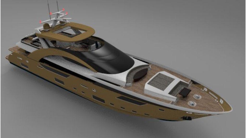 36M Composite Motoryacht (3)