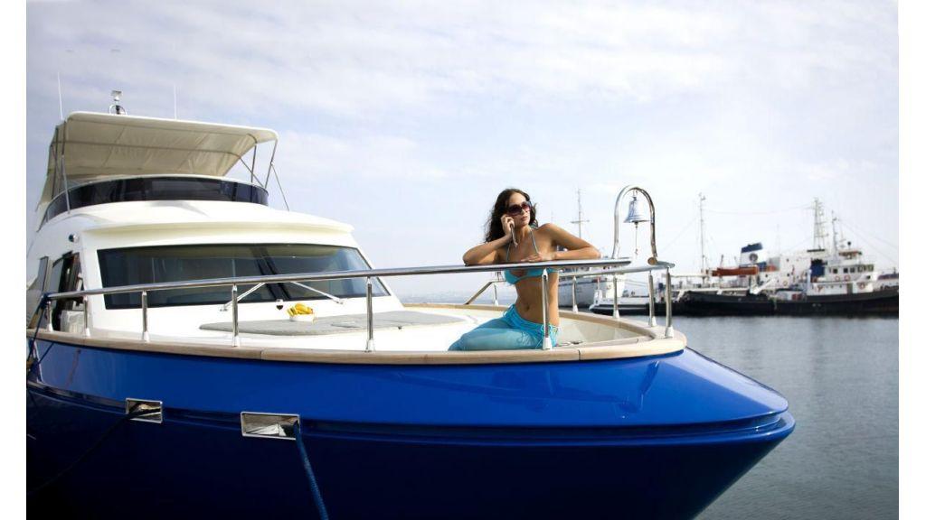 Anemos Motor yacht master