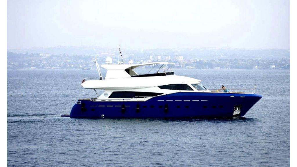 Anemos-Motoryacht