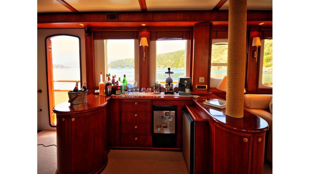 Custom Line Classic Motoryacht