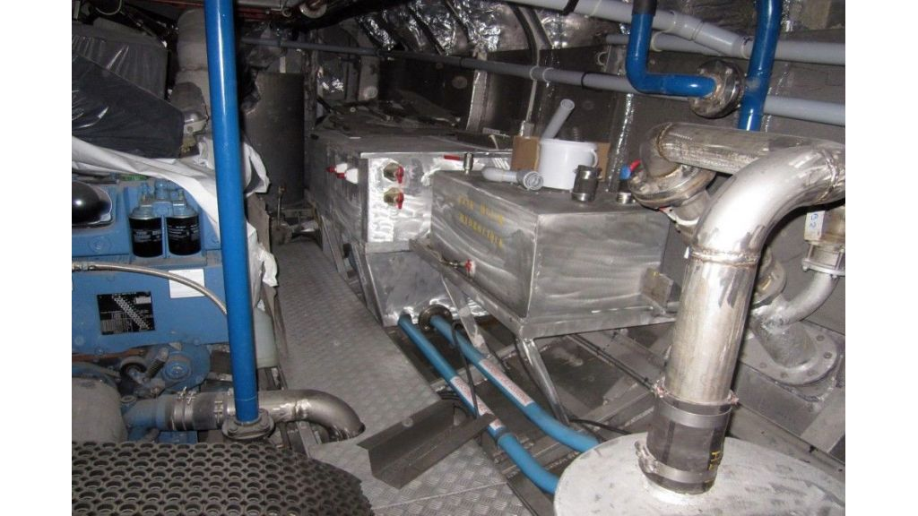 Navetta 36 m Aluminum hull motoryacht (11)