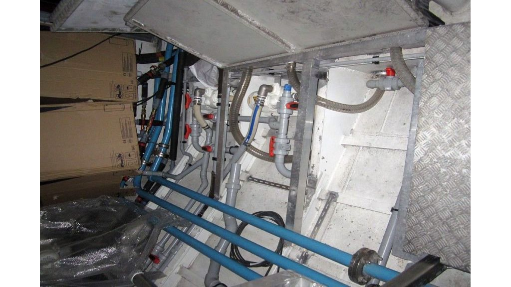 Navetta 36 m Aluminum hull motoryacht (14)