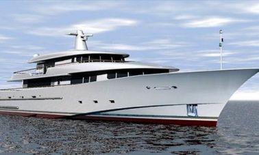 Navetta 36 m Aluminum hull motoryacht (2)