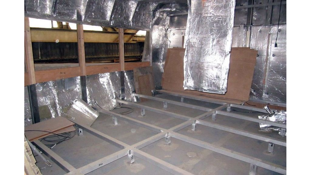 Navetta 36 m Aluminum hull motoryacht (20)