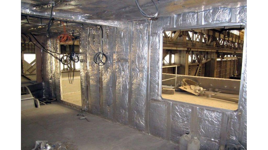 Navetta 36 m Aluminum hull motoryacht (21)