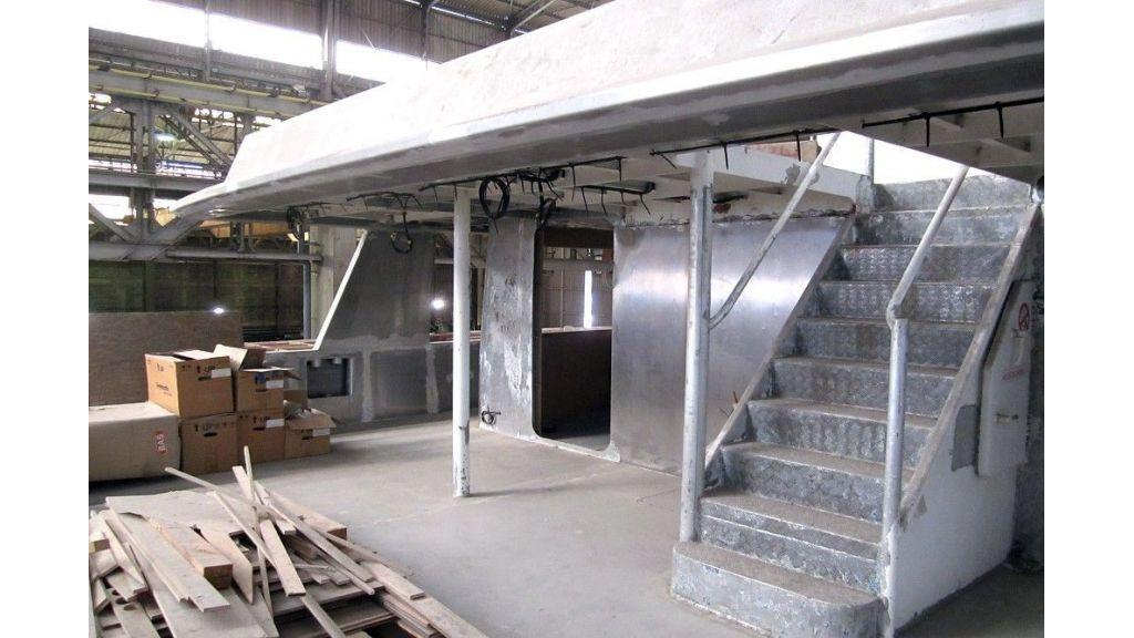 Navetta 36 m Aluminum hull motoryacht (7)