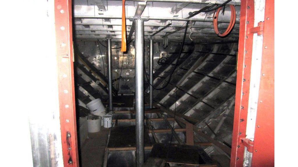 Navetta 36 m Aluminum hull motoryacht (9)