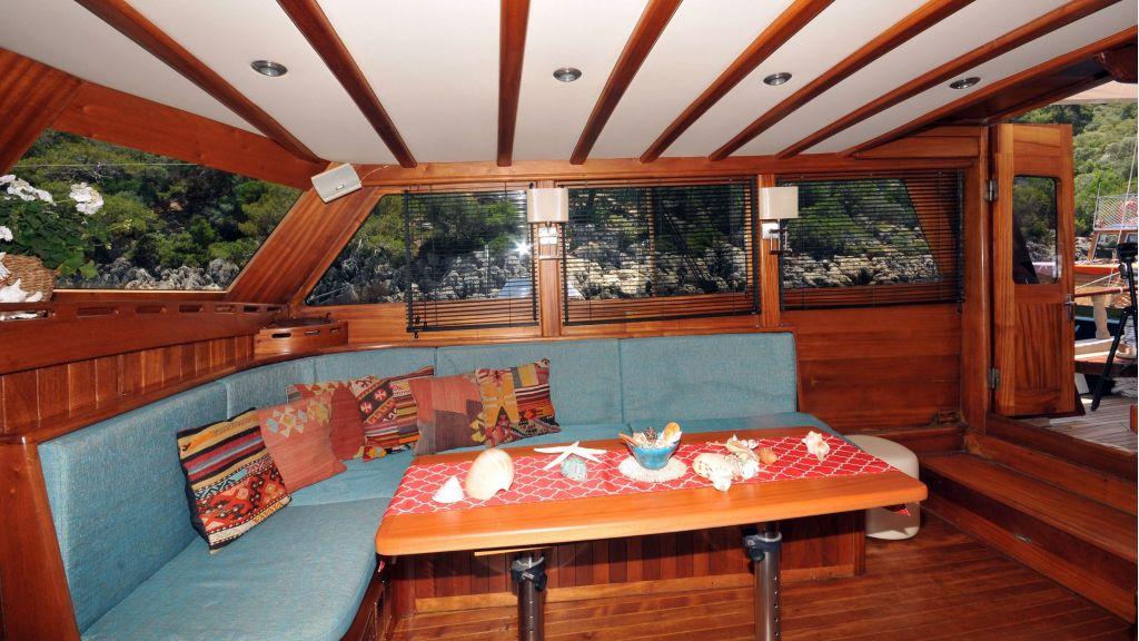 Delmar-3 cabins Sailing Yacht master