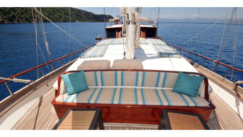 Delmar-Luxury gulet master