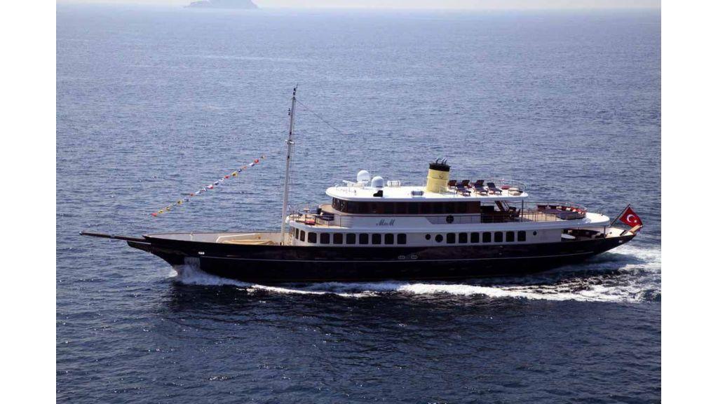 M&M Motoryacht-master