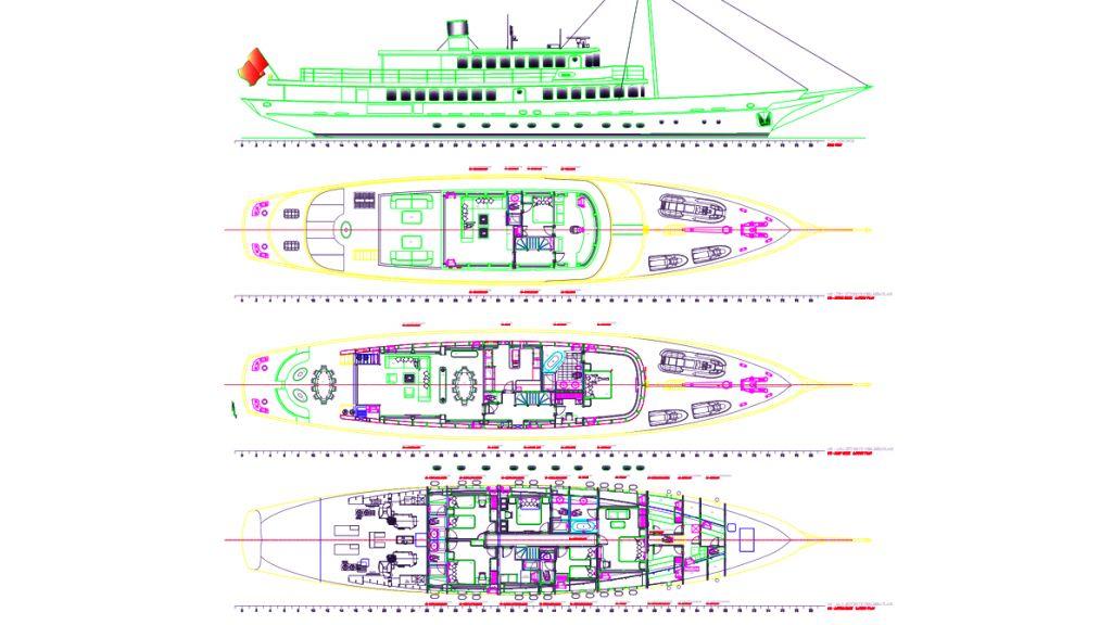 M&M Motoryacht.
