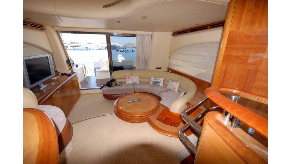 Azimut 55 motoryacht