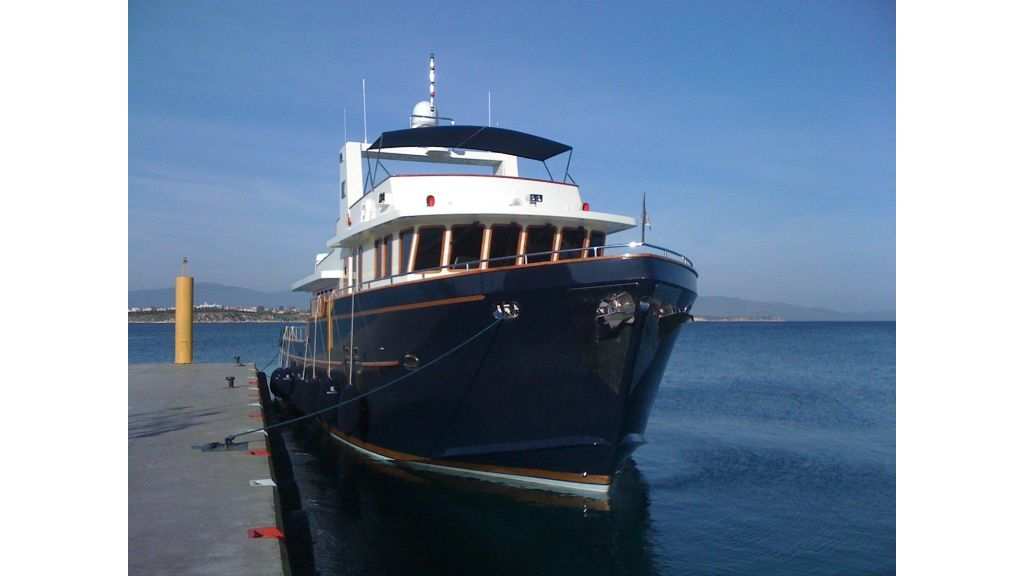 Bandido Motor Yacht master