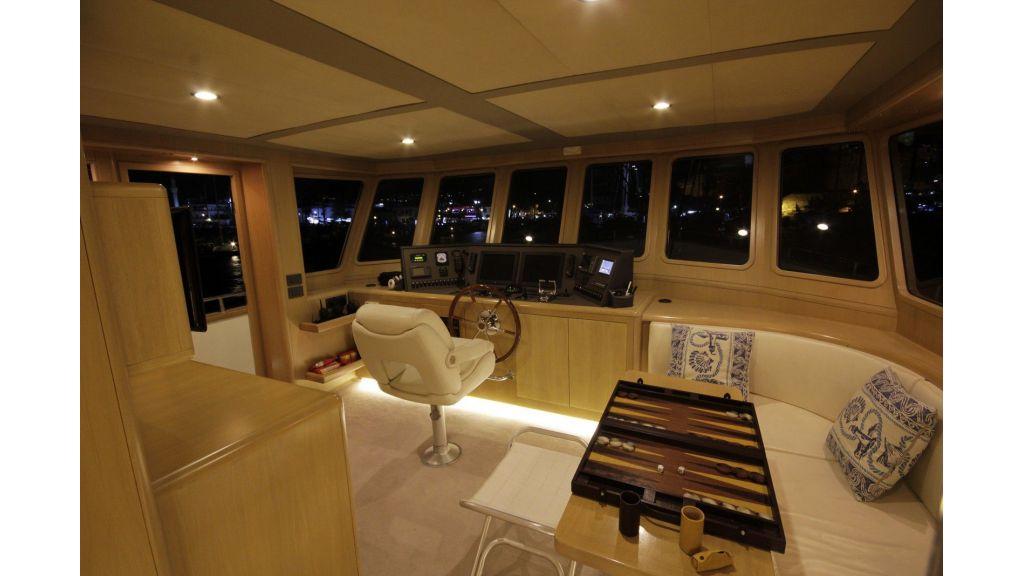 Bandido Motor-Yacht master