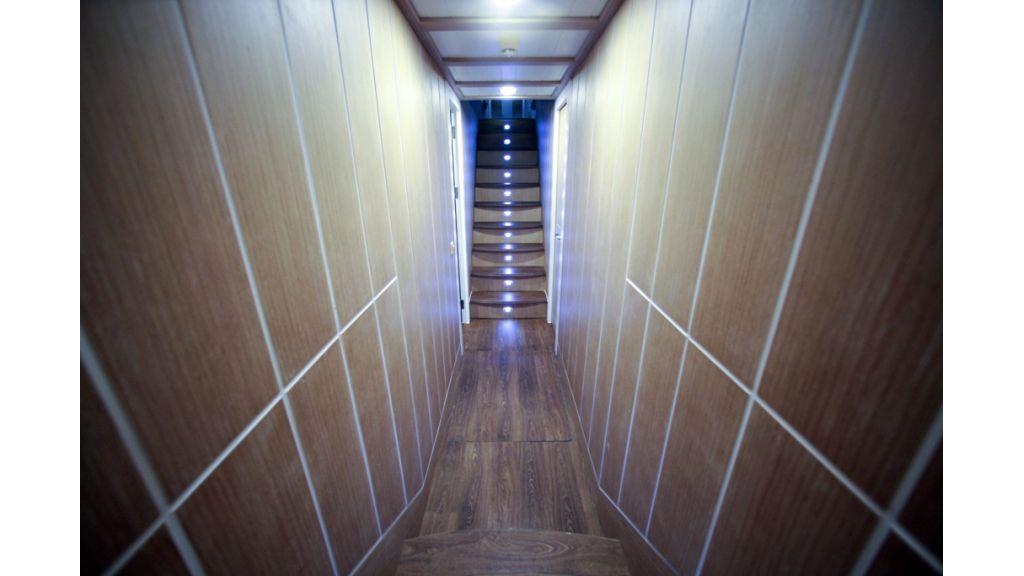 corridor oguz bey