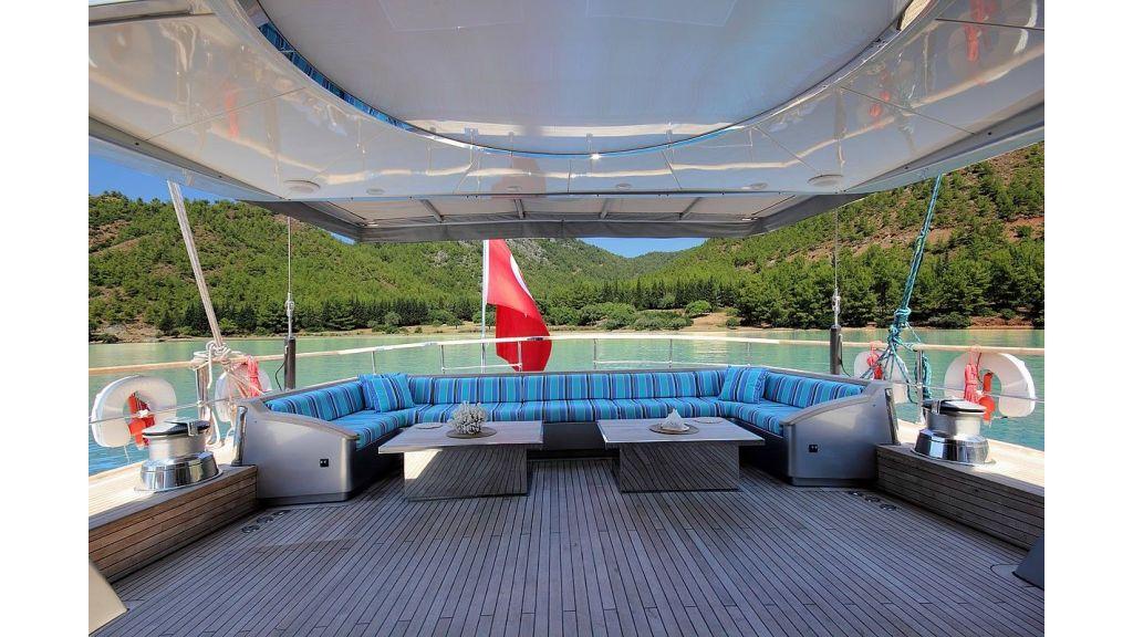 Custom Sailing Yacht for Sale