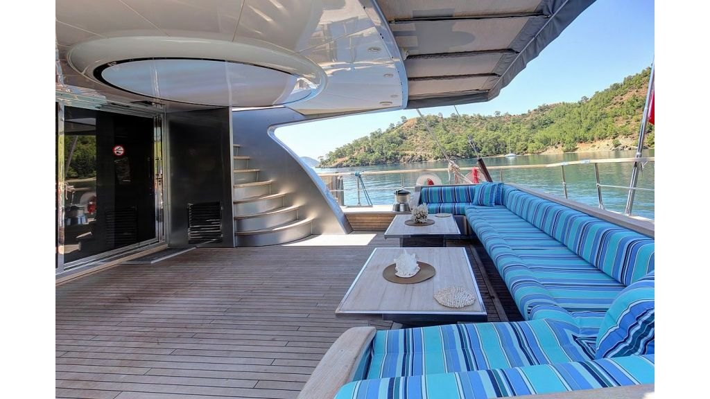 Custom Sailing Yacht for Sale-master