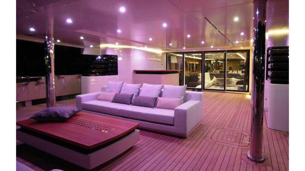 Soraya 46.5 m motor yacht