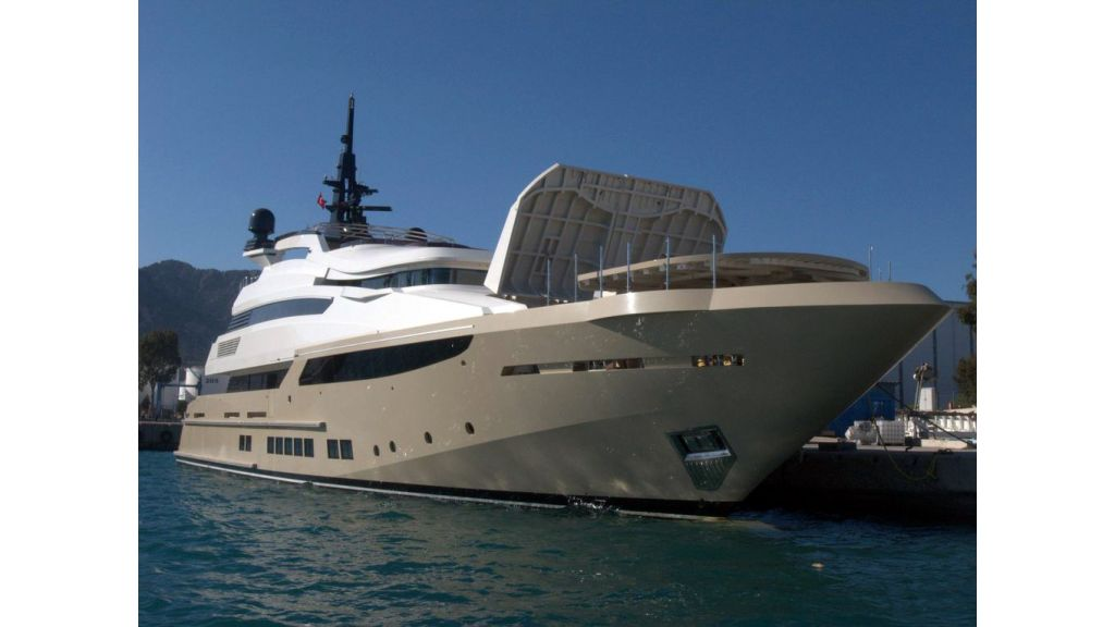 46m Motor Yacht For Sale