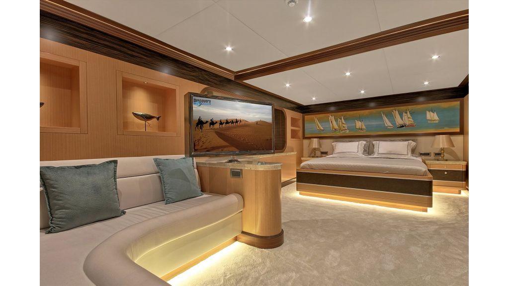 Steel Motorsailing Yacht (9)