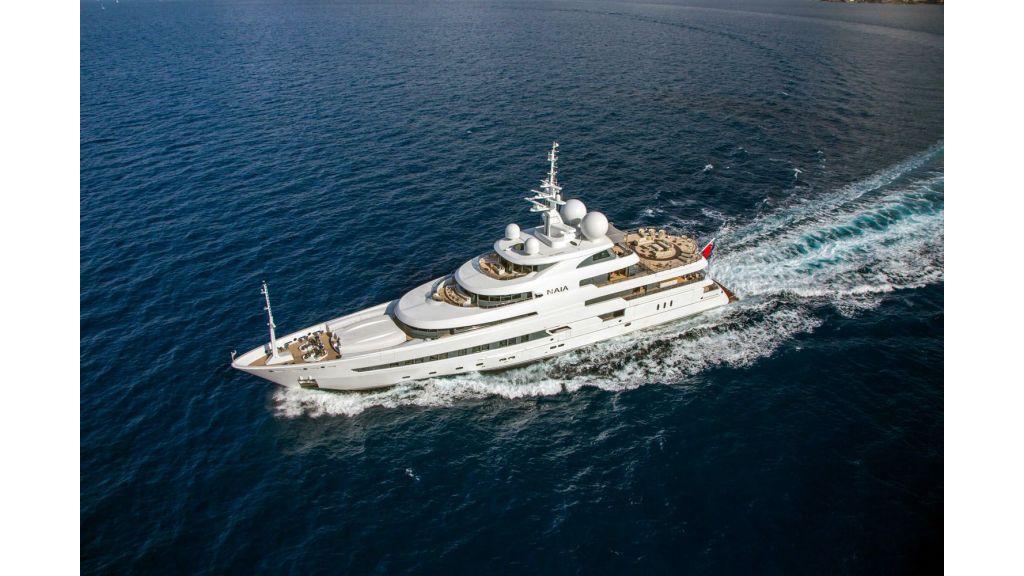 Naia Luxury Charter Yacht (9)