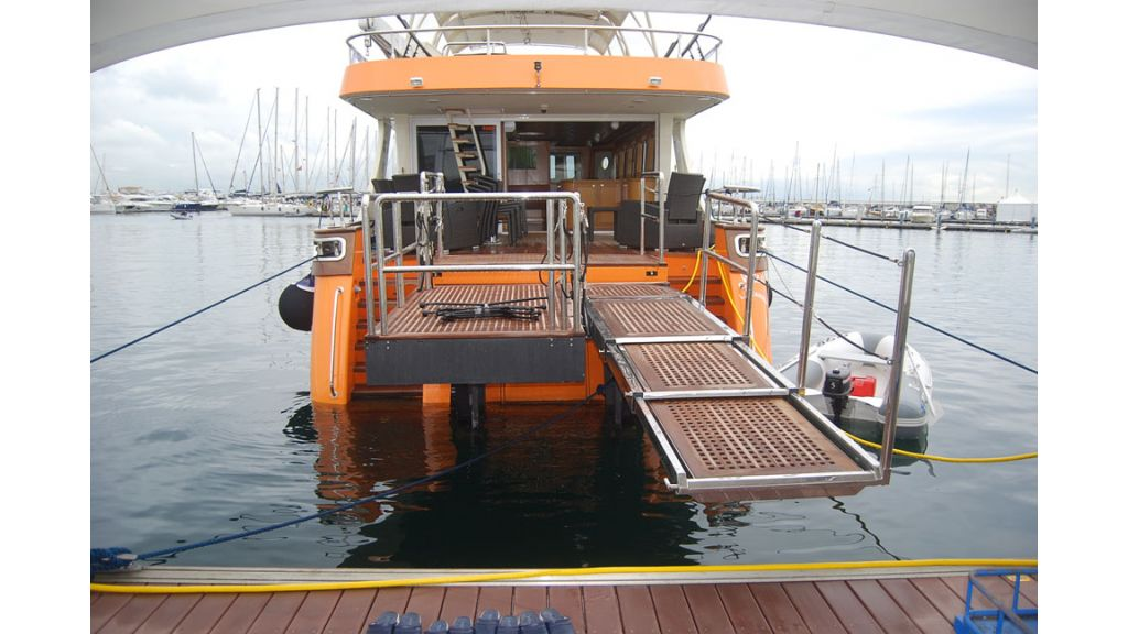 well_abled motor yacht