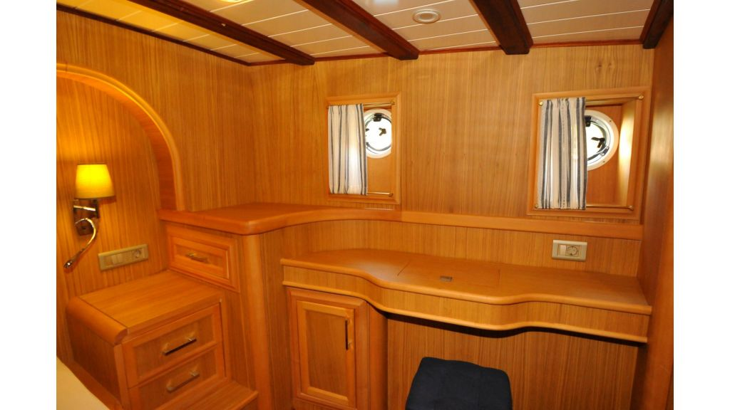 2014 built Schooner