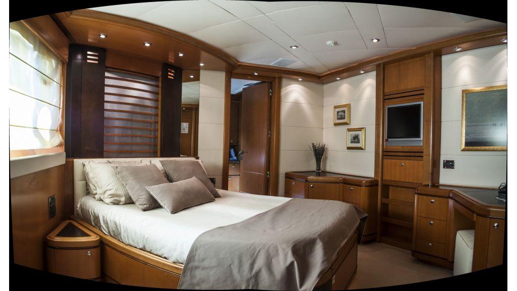 Ariella motor yacht