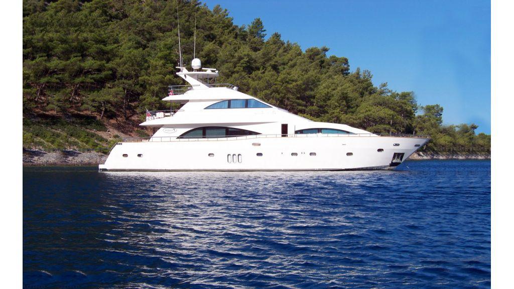 Tri Deck Motor Yacht