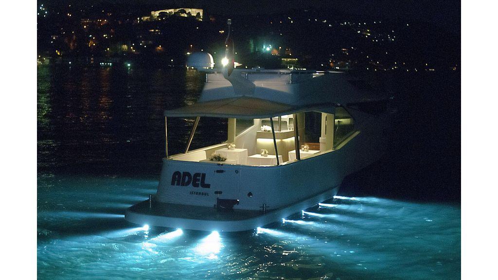 Adel Motoryacht Charter istanbul  (10)