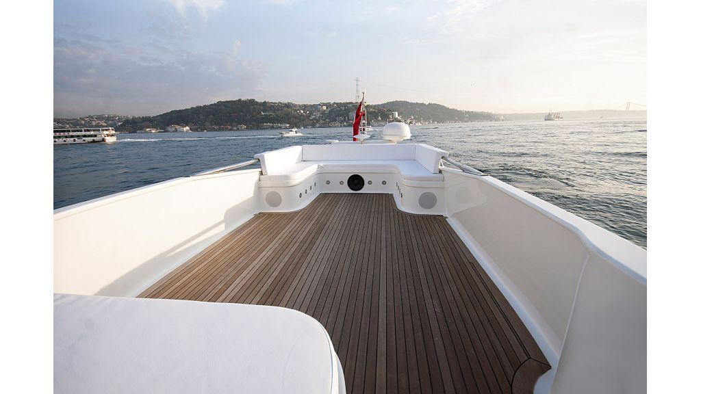 Adel Motoryacht Charter istanbul  (2)