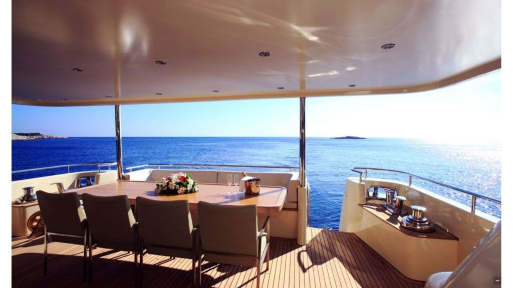 Alpha 1 luxury motoryacht master
