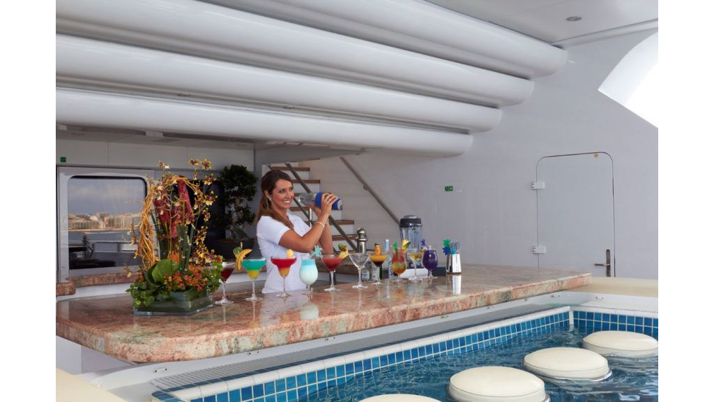 Titania-mega yacht master