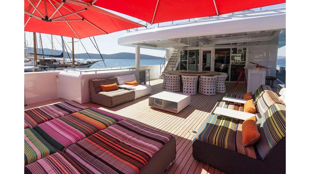 Alumercia Motor Yacht master.