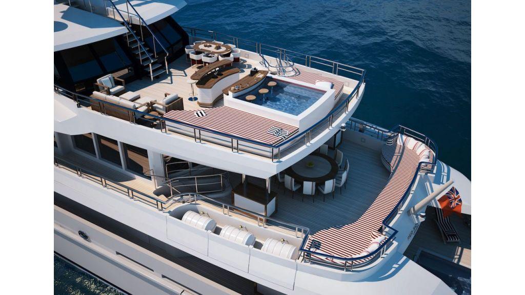 Axioma Mega Yacht master
