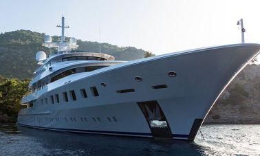 Axioma- Mega Yacht master