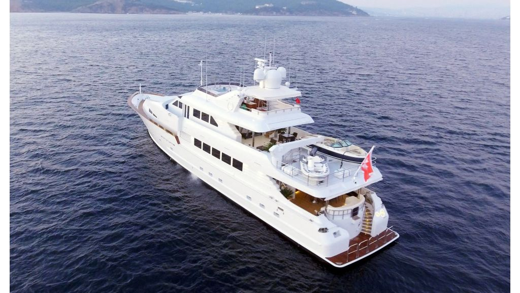 Destıny Luxury Motor Yacht (3)