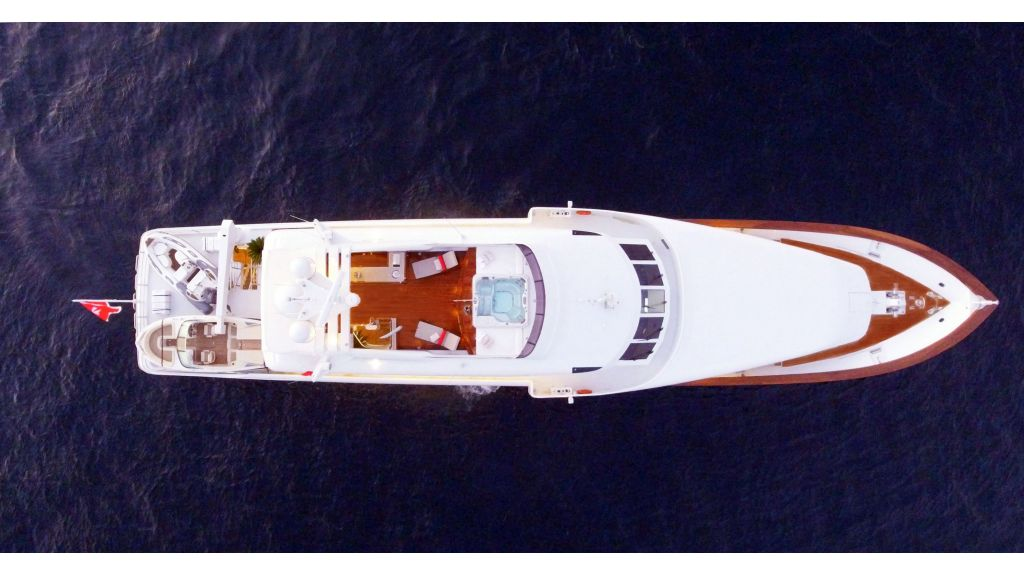 Destıny Luxury Motor Yacht (4)